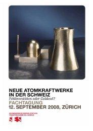 Download Tagungsband (pdf, 5 MB) - Schweizerische Energie ...