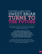 Sweet Briar College Magazine - Spring 2018 - Page 5