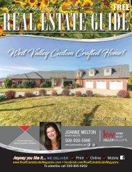 Central Washington Real Estate Guide June 18