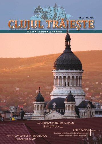 Povești de Suflet - Clujul Trăiește Nr. 20