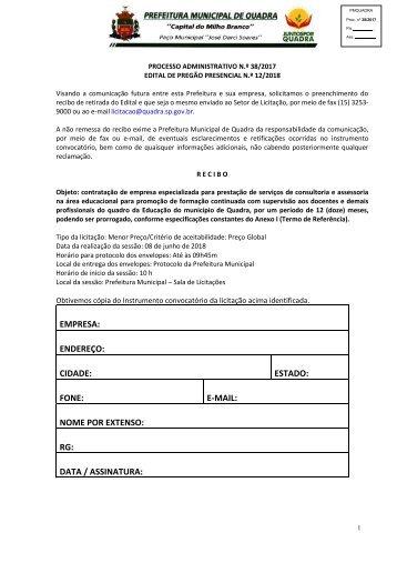 EDITAL CONSULTORIA EDUCACIONAL PP 12_2018