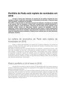 Catalogo de Produtos Pado 2018 - Page 3