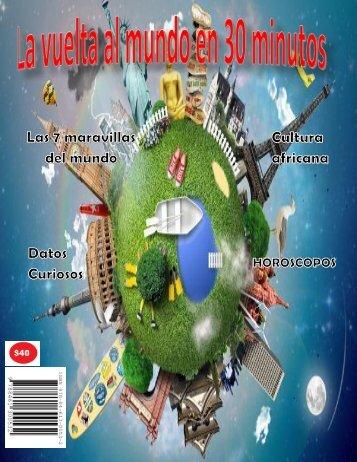La vuelta al Mundo en 30 minutos - Magazine
