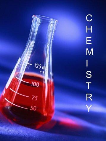 Chemistry Notebook- Cindy Garcia