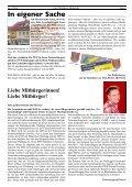 Fackelzug und Frühschoppen - Waldegg-Aktuell - SPÖ - Seite 2