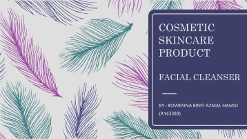Skincare product
