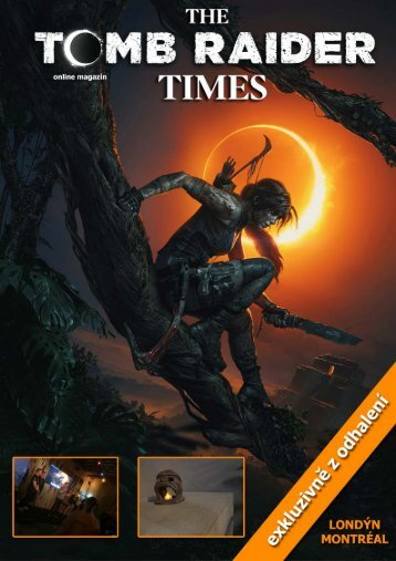 The Tomb Raider Times (#1)