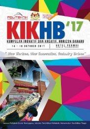 CONTOH BUKU PROGRAM KIK HB 2017