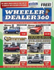 Wheeler Dealer 360 Issue 21, 2018