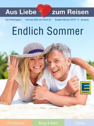 Edeka Reisen - Endlich Sommer