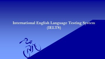 IELTS Online Training India