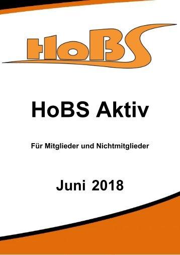 Programm Juni 2018