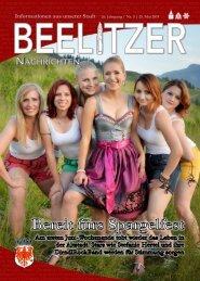 Beelitzer Nachrichten - Mai 2018