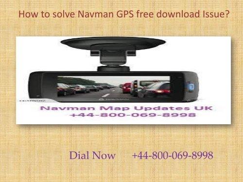 Navman Updates Free