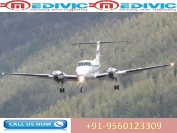 Book Low Charges Air ambulance Service in Silchar