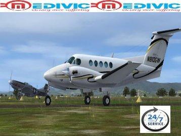 Get Advanced Medical Air Ambulance Service in Jabalpur