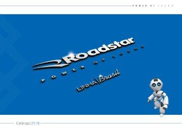 Roadstar Linha Brasil 2018