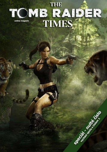 The Tomb Raider Times (#0)