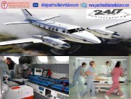 Most Trusted and Secure Air Ambulance Service in Lucknow