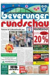Beverunger Rundschau 2018 KW 21