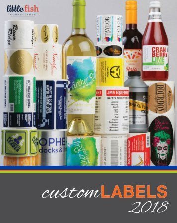 Little Fish Label Catalog