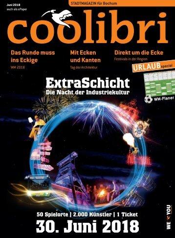 Juni 2018 - coolibri Bochum