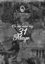 que paso hoy 31 mayo