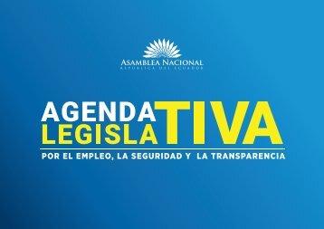 AGENDA LEGISLATIVA1.1