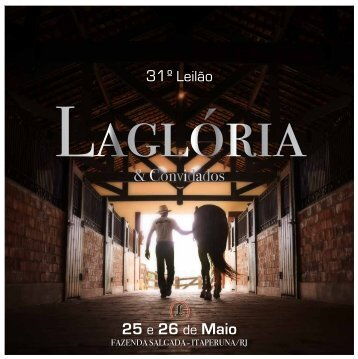 Cat 31 leilao Lagloria 2018 Links