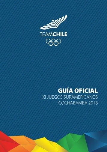 Guia Oficial Team chile