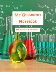 chem notebook