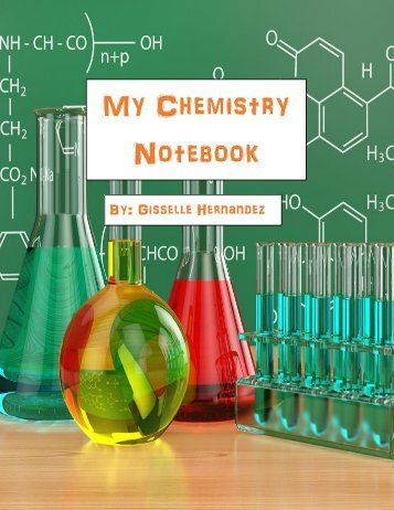 chem notebook