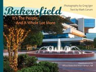Bakersfield - It's the People and a Whole Lot More