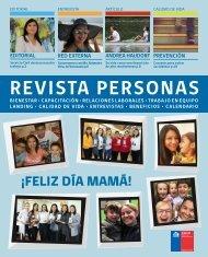 Revista Personas Mayo 2018