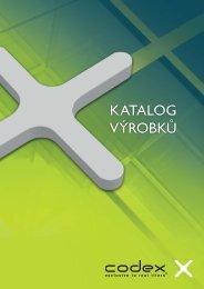 codeX Katalog 2018