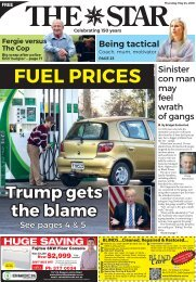 The Star: May 24, 2018