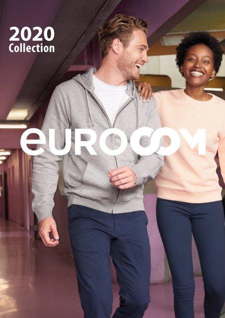 CATALOGUE textile EUROCOM 2018 AVEC PV