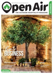 Open Air Business May 2018
