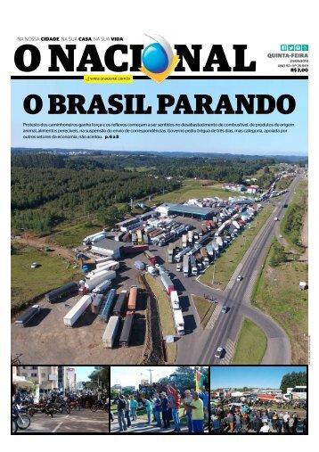 Jornal O Nacional 24-05-18