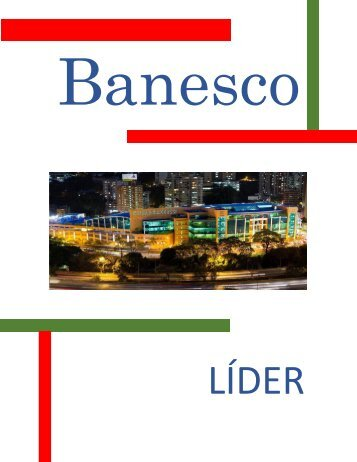 Escotet- Banesco Líder