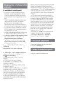 Sony NW-E103 - NW-E103 Istruzioni per l'uso Ungherese - Page 5