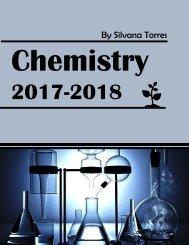 Chemistry 2017-2018 Notebook