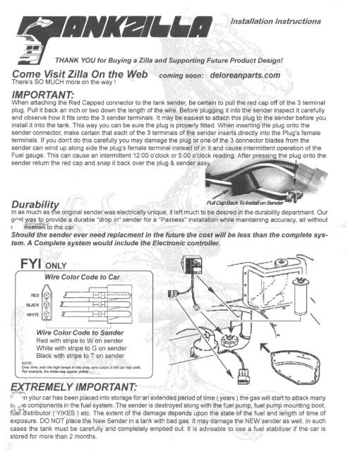 "Come lfisit Zilla On the Web "" "" - DMC-News & The DML"