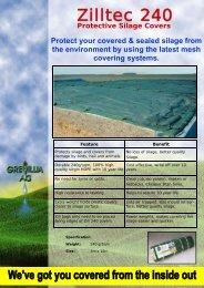 Zilltec 240 & Zill Silo Bag Brochure - Grevillia Ag
