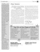 Senior Edition 2018 - Page 2