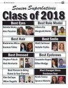 Senior Edition 2018 - Page 6