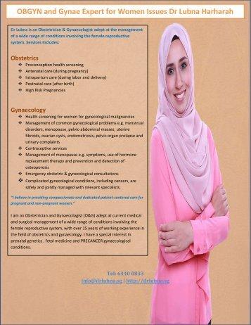 Antenatal Care Pregnancy