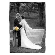 Angie Johnston & Kyle Zill wedding album design