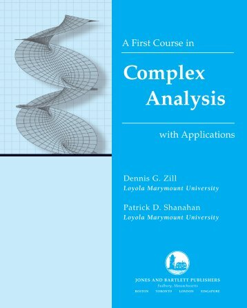 Complex Analysis - Maths KU