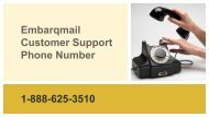 Embarqmail Customer Service Phone Number & Tech Support